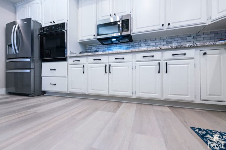 renovated kitchen flooring las vegas
