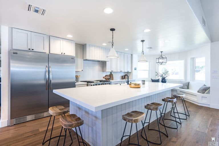kitchen, renovated home in Las Vegas