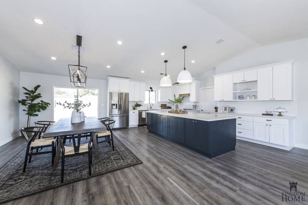 kitchen, remodeled home in Las Vegas